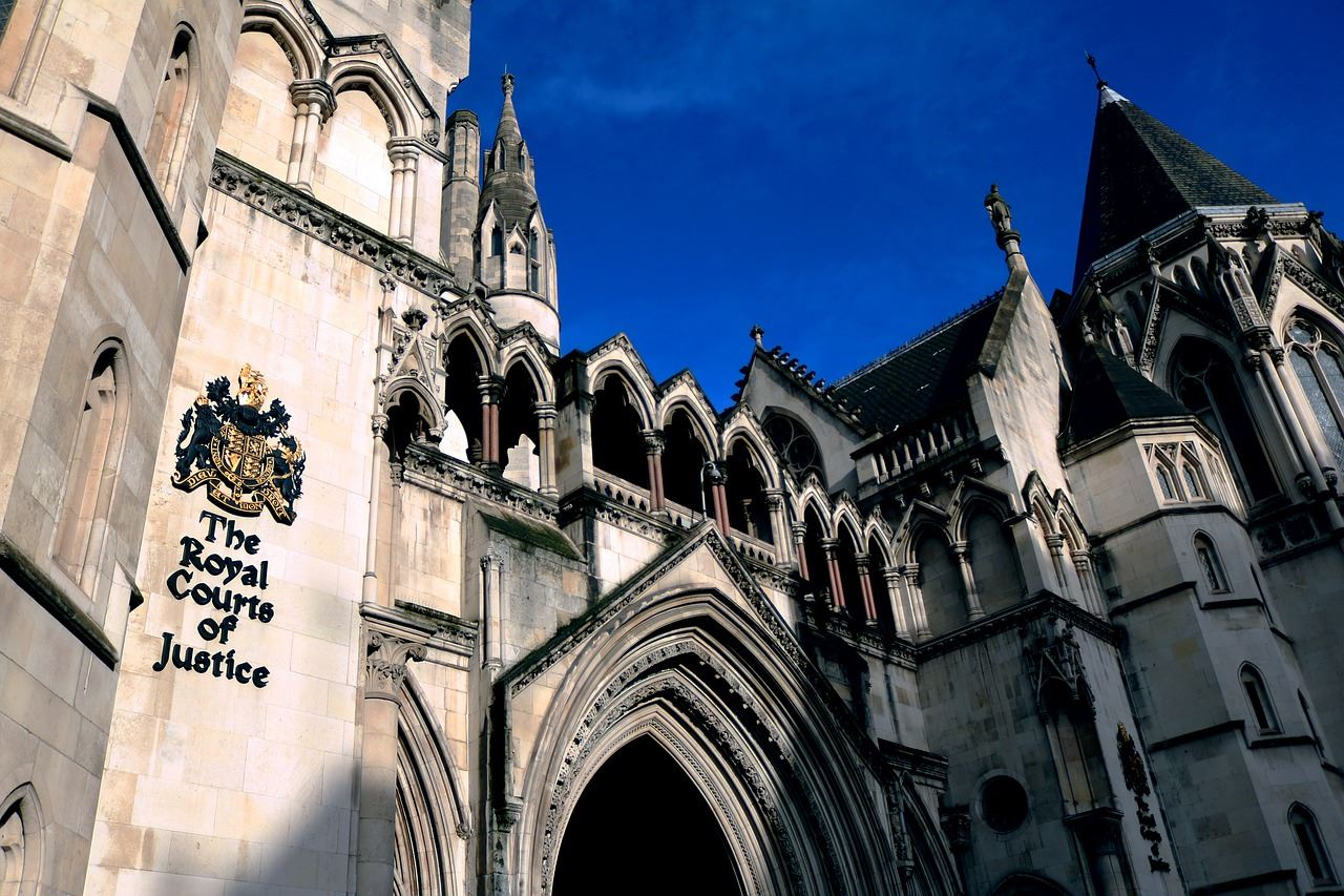 The Royal Courts of Justice - Tree Risk Expert Witness